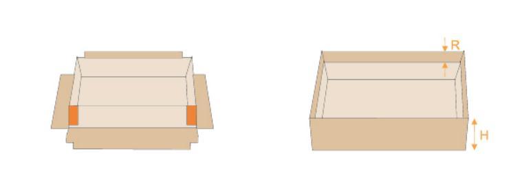 全自动制盒机,全自动天地盖机,全自动纸盒成型机,全自动礼盒机,自动开槽机,全自动天地盖纸盒设备-广东鸿铭智能股份有限公司